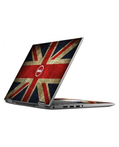 BRITISH FLAG DELL INSPIRON 5368 SKIN