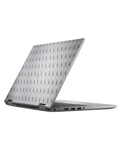 DIAMOND PLATE TEXTURED DELL INSPIRON 5368 SKIN