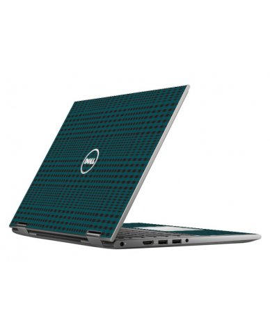 GREEN FLANNEL DELL INSPIRON 5368 SKIN