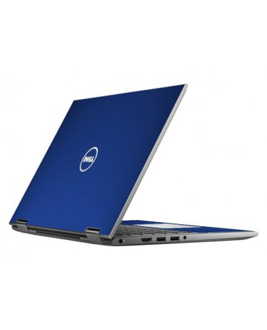 MTS TEXTURED BLUE DELL INSPIRON 5368 SKIN