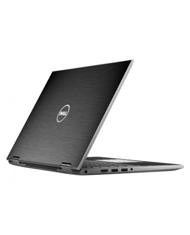 MTS#3 TEXTURED GUN METAL DELL INSPIRON 5368 SKIN