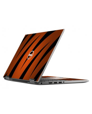 TIGER STRIPES DELL INSPIRON 5368 SKIN