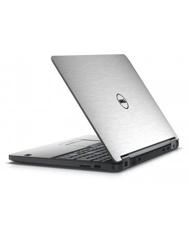 MTS#1 TEXTURED ALUMINUM DELL LATITUDE E5550 SKIN