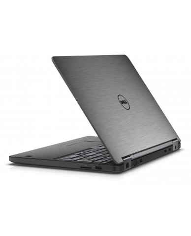 MTS#2 TEXTURED SILVER DELL LATITUDE E5550 SKIN