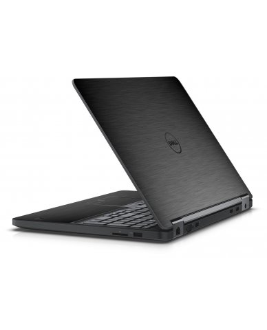 MTS#3 TEXTURED GUN METAL DELL LATITUDE E5550 SKIN