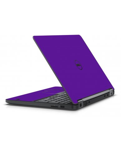 PURPLE DELL LATITUDE E5550 SKIN