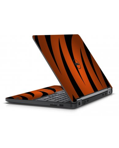 TIGER STRIPES DELL LATITUDE E5550 SKIN