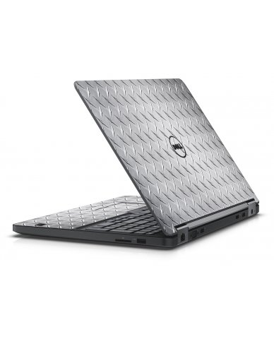 DIAMOND PLATE TEXTURED DELL LATITUDE E5570 SKIN