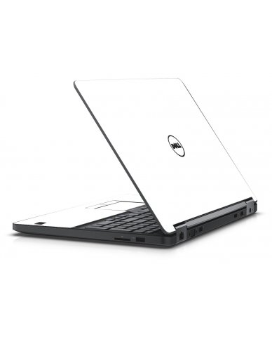 WHITE DELL LATITUDE E5570 SKIN