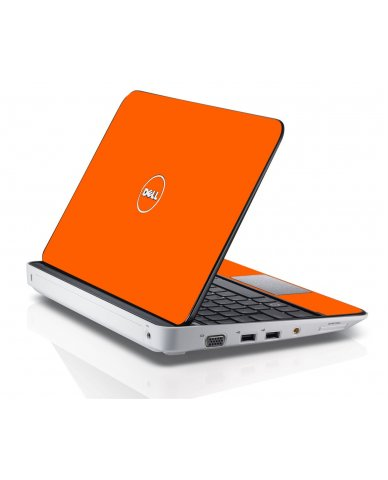 ORANGE Dell Inspiron Mini 10 1012 Skin