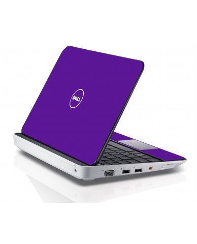PURPLE Dell Inspiron Mini 10 1012 Skin