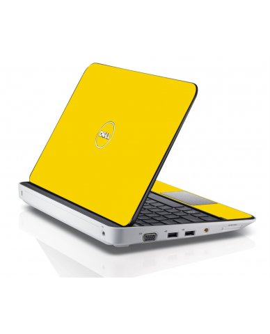 YELLOW Dell Inspiron Mini 10 1012 Skin