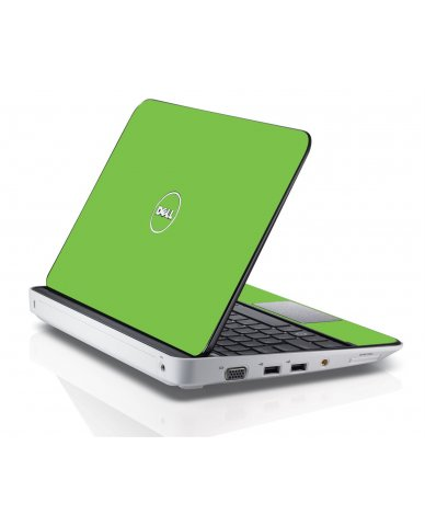 GREEN Dell Inspiron Mini 10 1018 Skin