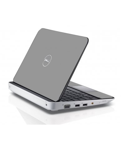 GREY SILVER Dell Inspiron Mini 10 1018 Skin