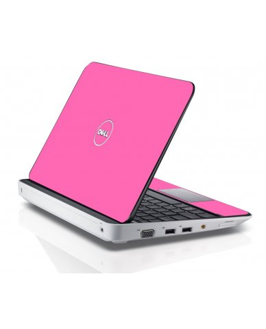 PINK Dell Inspiron Mini 10 1018 Skin