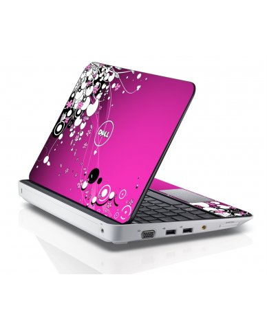 PINKFLOWERS Dell Inspiron Mini 10 1018 Skin