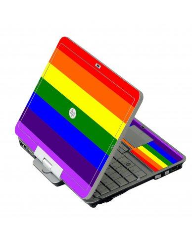 PRIDE FLAG HP EliteBook 2740P Laptop Skin