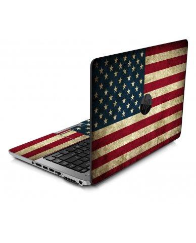AMERICAN FLAG HP ProBook 450 G1 G2 G3 Skin