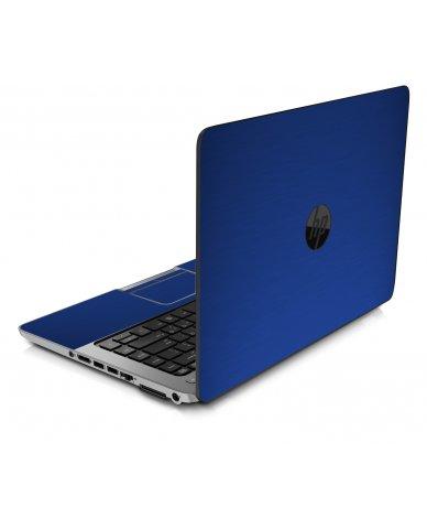 MTSBLUE TEXTURED ALUMINUM HP ProBook 450 G1 G2 G3 Skin