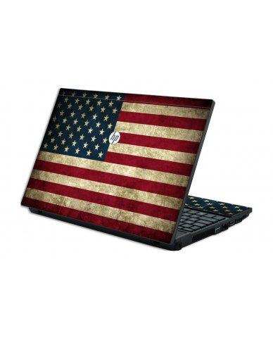 AMERICAN FLAG HP ProBook 4520S Skin