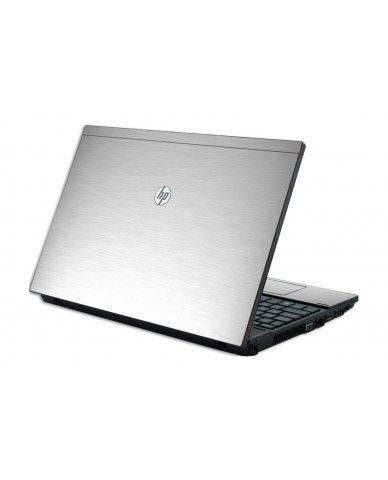 MTS#1 TEXTURED ALUMINUM HP ProBook 4520S Skin