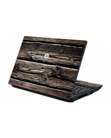 WOOD HP ProBook 4520S Skin