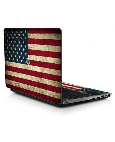 AMERICAN FLAG HP ProBook 4545S Skin