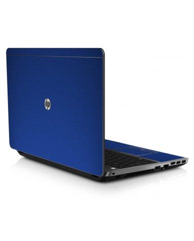MTSBLUE TEXTURED ALUMINUM HP ProBook 4545S Skin