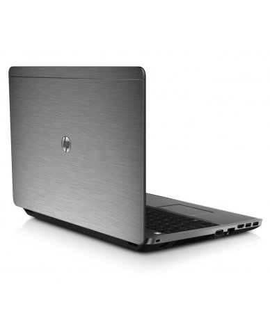 MTS#2 TEXTURED SILVER HP ProBook 4545S Skin