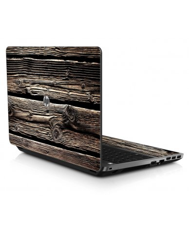 WOOD HP ProBook 4545S Skin