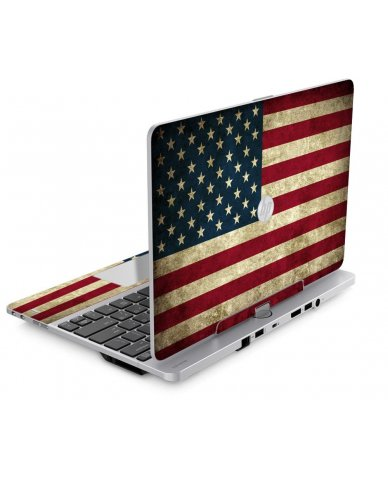 AMERICAN FLAG HP EliteBook Revolve 810 G1 G2 G3 Skin