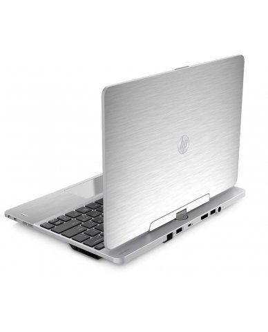 MTS#1 TEXTURED ALUMINUM HP EliteBook Revolve 810 G1 G2 G3 Skin