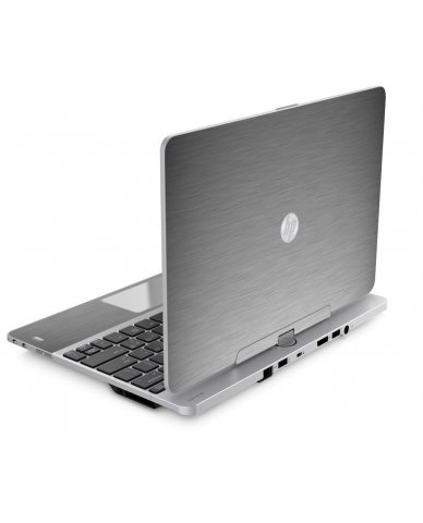 MTS#2 TEXTURED SILVER HP EliteBook Revolve 810 G1 G2 G3 Skin