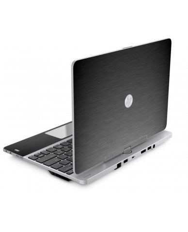 MTS#3 TEXTURED GUN METAL HP EliteBook Revolve 810 G1 G2 G3 Skin