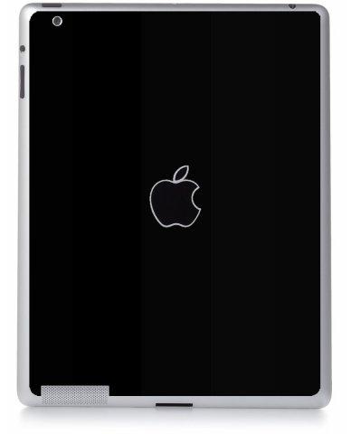 BLACK Apple iPad 4 A1458 SKIN