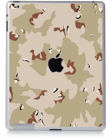 DESERT CAMO Apple iPad 2 A1395 SKIN