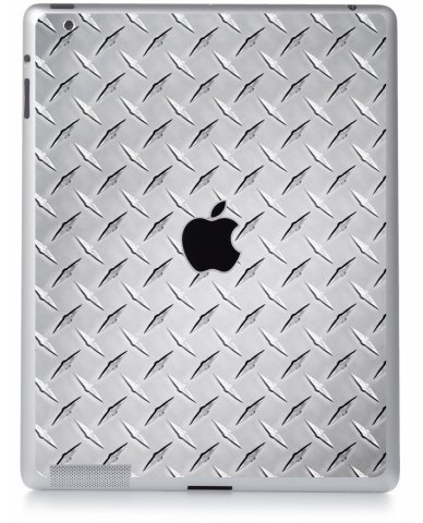 DIAMOND PLATE Apple iPad 2 A1395 SKIN
