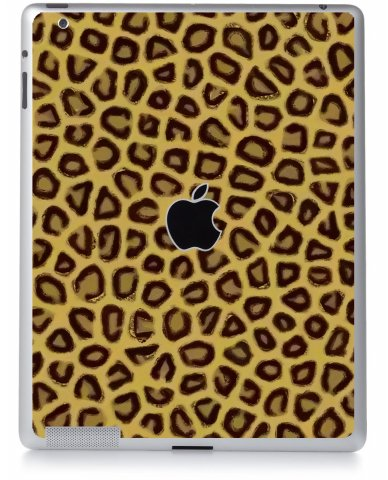 LEOPARD PRINT Apple iPad 4 A1458 SKIN