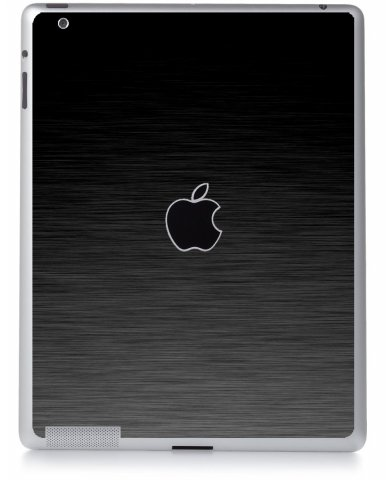 MTS TEXTURED BLACK Apple iPad 2 A1395 SKIN