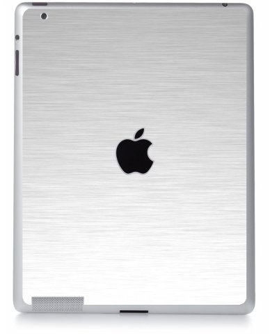 MTS#1 TEXTURED ALUMINUM Apple iPad 3 A1416 SKIN