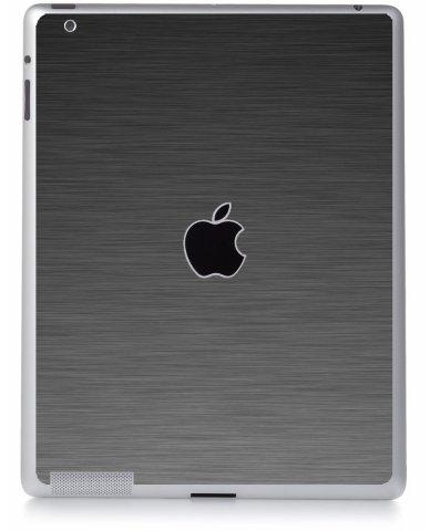 MTS#3 TEXTURED GUN METAL Apple iPad 2 A1395 SKIN