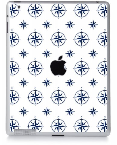 NAUTICAL Apple iPad 2 A1395 SKIN