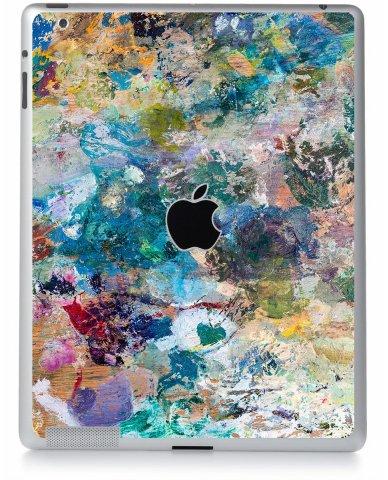 Painter's Palette Apple iPad 4 A1458 Skin