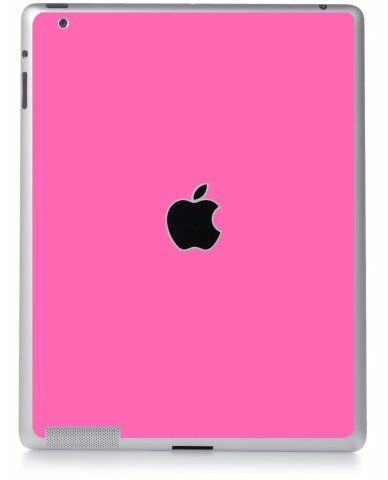 PINK Apple iPad 2 A1395 SKIN
