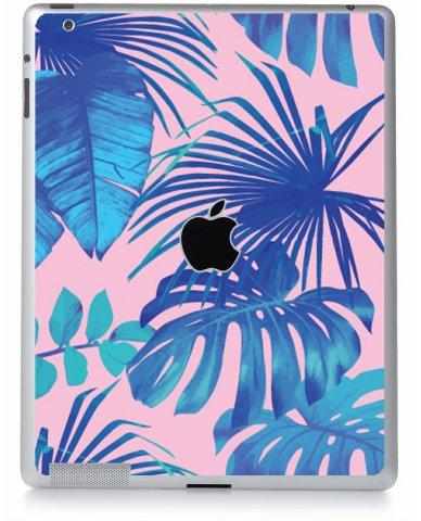 Vice City Neon Palm Trees Apple iPad 4 A1458 Skin