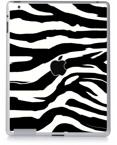 ZEBRA Apple iPad 3 A1416 SKIN