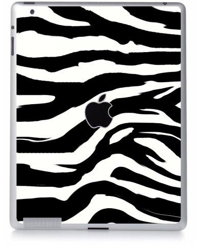 ZEBRA Apple iPad 4 A1458 SKIN