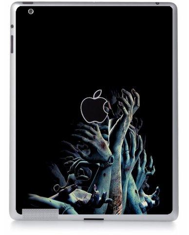 ZOMBIE HANDS Apple iPad 2 A1395 SKIN