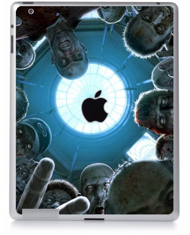 ZOMBIE HORDE Apple iPad 2 A1395 SKIN