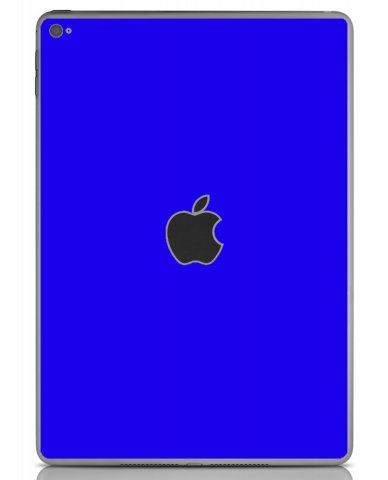 BLUE Apple iPad Air 2 A1566 SKIN